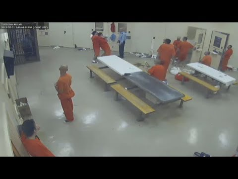 Xxx Mp4 Inmate Kills Cellmate And Hides Body Without Guards Noticing 3gp Sex