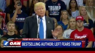 Dinesh D'Souza Explains Why Left Fears Trump