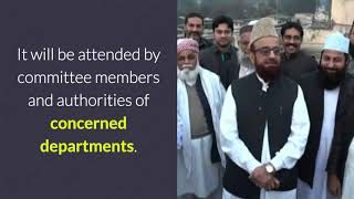 Zilhaj moon sighting; Mufti Muneeb Ur Rehman
