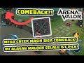 Download Video Comeback TERGILA! MARKAS GUNDUL! Ini Alasan Maloch AutoPICK! - Arena of Valor 3GP MP4 FLV
