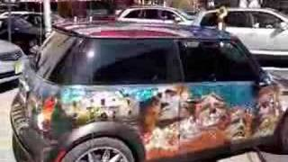 Swarovski Car American Icon
