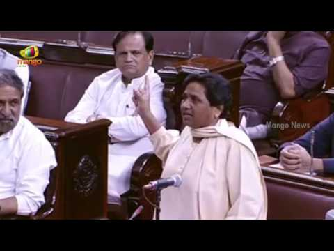 Mayawati Warns BJP Over Dayashankar Singh Vulgar Comments On Her | Rajya Sabha | Parliament Session