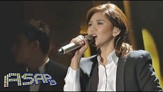 Sarah Geronimo sings 'I Don't Wanna Miss A Thing' with ASAP Balladeers
