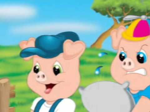 Web Serie As Virtudes Parte 5 Os Três Porquinhos Trabalhadores.