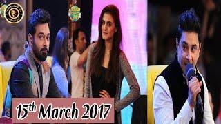 Salam Zindagi - 15th March 2017 - Top Pakistani Show