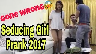 Sister Seducing Cousin Brother Gone Wrong | Seducing Prank in india 2017|Pranks in India|Viral prank