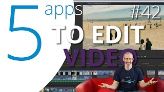 Best 5 video editing apps