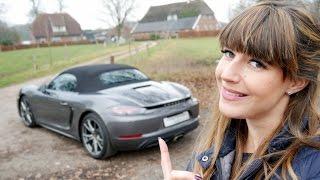 Review Porsche 718 Boxster