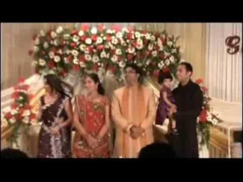 film actress Gopika and Bhavana  in Gopika's sister marraige