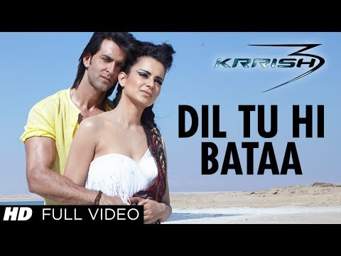 Xxx Mp4 Dil Tu Hi Bataa Krrish 3 Full Video Song Hrithik Roshan Kangana Ranaut 3gp Sex