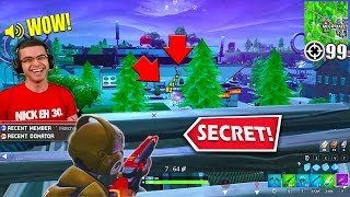 Peaking like this in Fortnite should be BANNED!