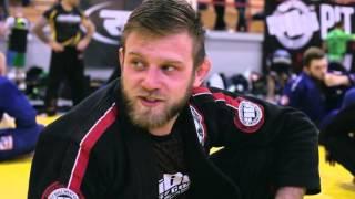 Weekend sparingowy Berserker's Team i ANKOS MMA w Wałczu