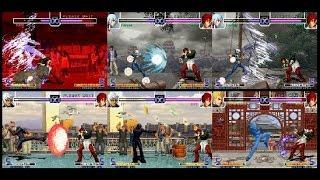 Kof 2002 súper magic Plus Hack 1,2y3 para tiger Arcade,Fba4droid y Kawaks en android