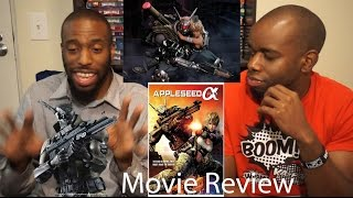Appleseed Alpha - Movie Review (PART 1)