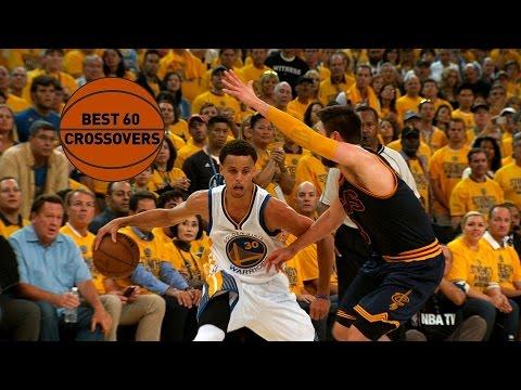 Best 60 Crossovers: 2015 NBA Season
