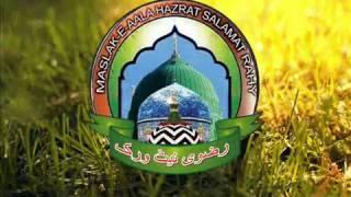 Allama Maulana Idrees Raza Khan Saheb Qibla