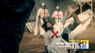 Diriliş ''Ertuğrul'' 12.Bölüm 1. Fragman