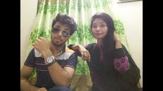 wherever you will go-bhalobashi tomay by bammy & ereenaa covered by pranto and mugdhota