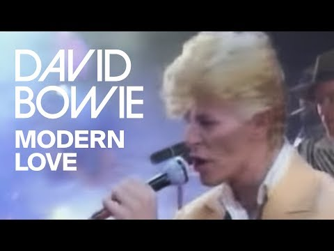 Xxx Mp4 David Bowie Modern Love Official Video 3gp Sex