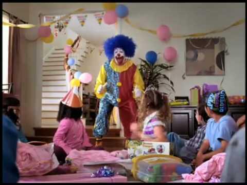 Pub Surprise, voilà le clown !