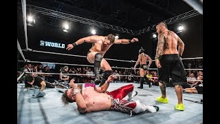 Shocking Scenes At End Of Pro Wrestling World Cup (WCPW Loaded: August 31, 2017 - Part 1)