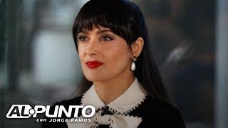 Salma Hayek habla de 'Beatriz At Dinner', película que enfrenta temas de racismo y discriminación