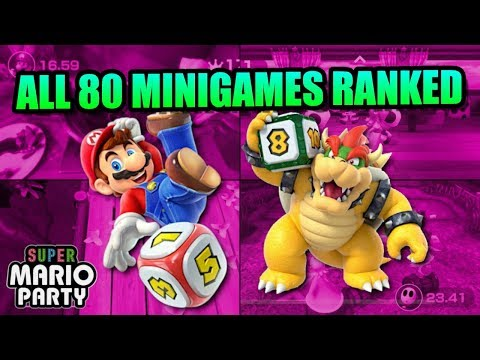Xxx Mp4 All Super Mario Party Minigames Ranked From Worst To Best 3gp Sex