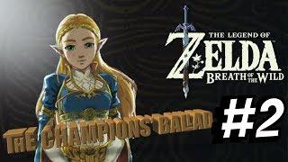 Zelda : Breath of the Wild - Champions' Ballad #2 - Rohta Chiga Shrine