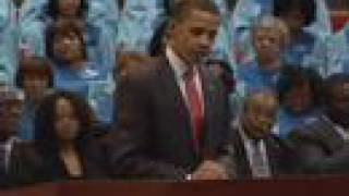 Barack Obama's Speech on Father's Day