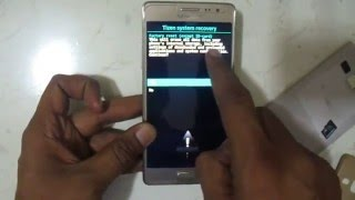 Samsung Z3 SM Z300H Eazy Hard Reset And Pattern Reset   Youtube