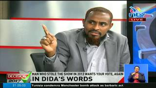 No better option in Jubilee or NASA - Abduba Dida on the 2017 elections
