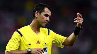 Ravshan Irmatov hopes to lead to lead by example to aspiring referees in the Continent