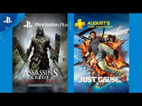 Xxx Mp4 PlayStation Plus Free PS4 Games Lineup August 2017 3gp Sex