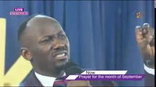 Apostle Johnson Suleman Prophecy on Cameroon 2nd Sept 2018