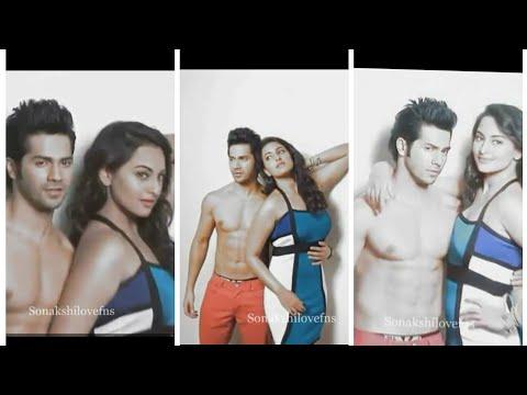 Xxx Mp4 Sonakshi Sinha And Varun Dhawan Hot Sexy Photoshoot 3gp Sex