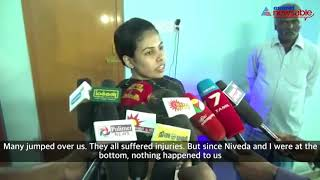 Theni Forest Fire: First survivor of the tragedy speaks
