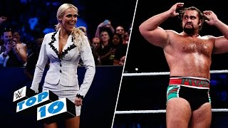 Top 10 SmackDown moments: WWE Top 10, August 6, 2015