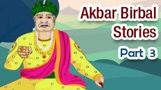 Akbar Birbal Marathi Animated Story - Part 3/6