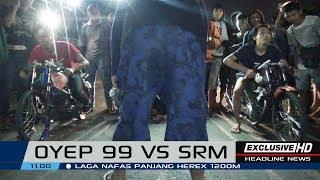 SRM VS OYEP 99 | NAFAS PANJANG