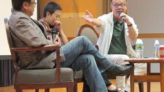 John Sham (岑建勳) & Derek Yee (爾冬陞) In Dialogue