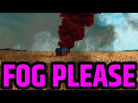 🔥 PUBG - Battlegrounds LIVE - Mini 14 & Fog Update! w/ GameAttack