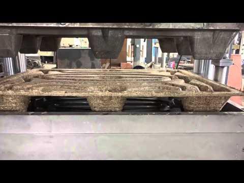 Xxx Mp4 New Type Hot Press Machine For Wood Pallets MP4 3gp Sex