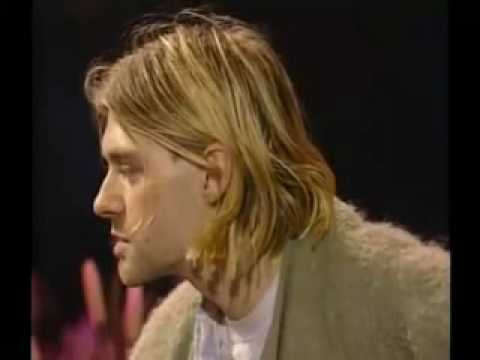 Nirvana The Man Who Sold The World Unplugged Live