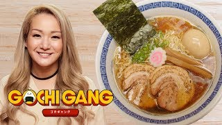 The Ultimate Japanese Food Adventure Is Coming | Gochi Gang TRAILER