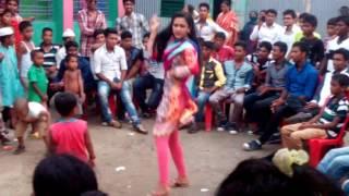 bangla village wedding dance 2017/bangla girl wedding dance