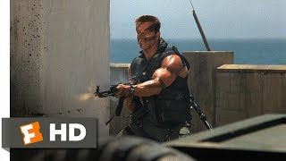Commando (4/5) Movie CLIP - Commando Rampage (1985) HD
