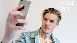 4 Male Model SECRETS to Look More ATTRACTIVE In PICTURES