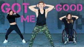 Got Me Good - Ciara | Caleb Marshall x Chelsie Hill | Dance Workout