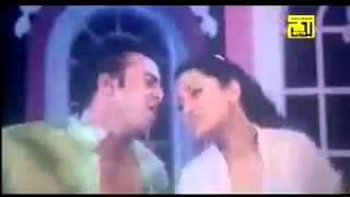 Bangla hot song purnima and Rieaz = Tomai baniease je amai baniase she
