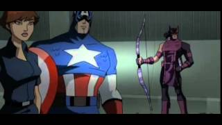 The Avengers: Earth's Mightiest Heroes Season 1 Episode 22 : Ultron-5 [Full Episode]